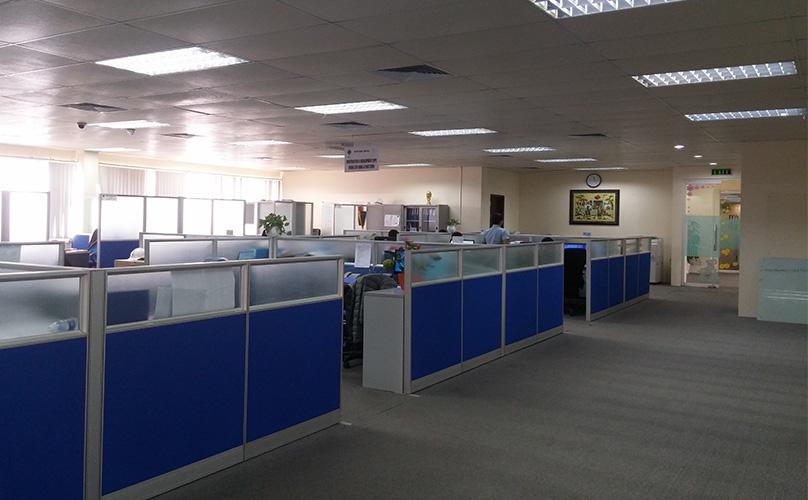 Vách ngăn văn phòng 2