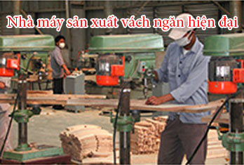 Nhà máy sản xuất vách ngăn