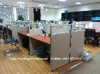 Thiết kế thi công vách ngăn văn phòng tại quận Thanh Xuân - Hà Nội