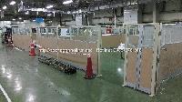 Sản xuất và lắp đặt vách ngăn tại khu công nghiệp