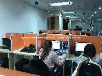 Tư vấn thiết kế bàn làm việc nhân viên có vách ngăn