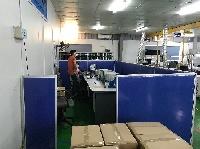 Lắp đặt vách ngăn nỉ hệ 45 khu nhà xưởng tại Hưng Yên